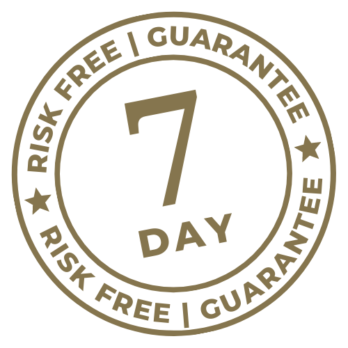 Risk Free | Guarantee