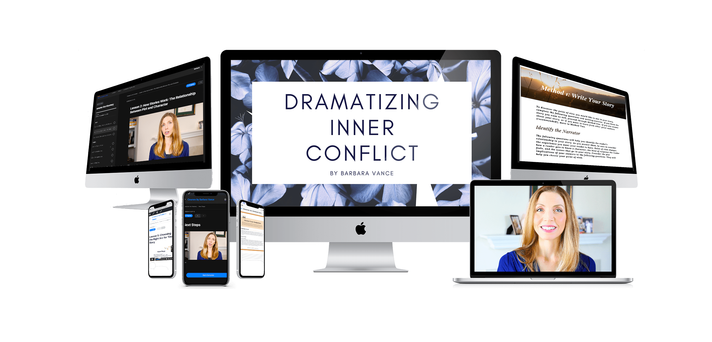 inner conflict sales page banner